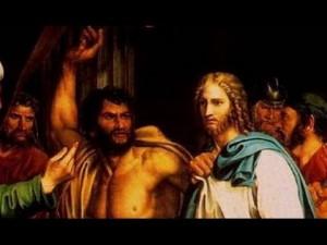 Иисус подставил щеку