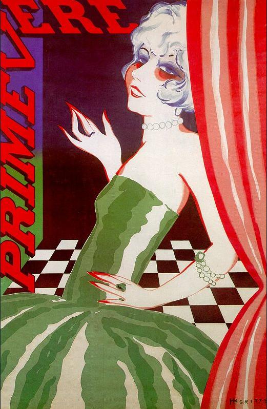 Рене Магритт, Первоцвет (Primevera, 1926)