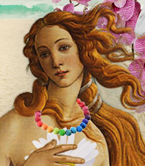 Венера с бусами личностного роста (Пелевин Непобедимое солнце)